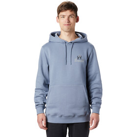 Mountain Hardwear Hotel Basecamp Sweat à capuche Homme, light zinc